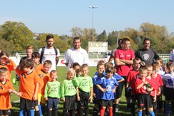 Plateau U6 - U7 à St Germain - Association Sportive Louchyssoise