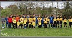 Séniors et école de foot :) - Association Sportive de Meyssac
