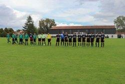 AS Mignaloux - FC Fontaine (1er mi-temps) - A.S. Mignaloux Beauvoir Football