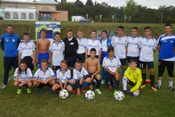 MATCH U15 ENTENTE / MOLINET 09/09/17 - Association Sportive Saint Agnanaise