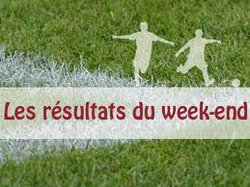 Résultats du week-end !