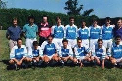 Saison 1991-1992 (A) - AMICALE SPORTIVE TREMEVENOISE