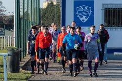 Seniors (A) - Entente des Falaises  - 04/12/2016 - - AS TREPORT FOOTBALL