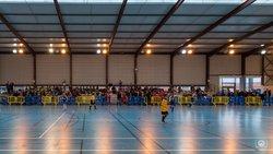 Tournoi en salle Benjamins - 14/01/2017 - - AS TREPORT FOOTBALL