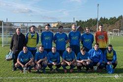 Seniors (B) - Neufchatel  - 19/11/2017 - - AS TREPORT FOOTBALL