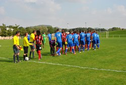 Seniors (A) - Gonfreville (CFA2) - AS TREPORT FOOTBALL