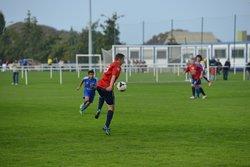 Seniors (A) - Plateau    3ème Tour de Coupe de Normandie   11/10/2015 - AS TREPORT FOOTBALL