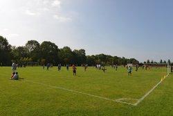 Journée d'accueil Poussins 2014 - AS TREPORT FOOTBALL