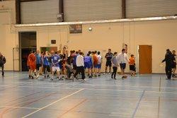 Tournoi de Tennis-Ballon et Badminton part 1 - AS TREPORT FOOTBALL