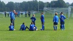 Benjamins (A) - Envermeu  -   08/10/2016 - AS TREPORT FOOTBALL