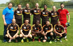 ASV 4 - 0 FC BRENOUILLE - A.S. VERNEUIL EN HALATTE