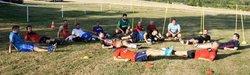 Reprise de l'entrainement (01 août 2018) - Association Sportive Vignory Football Club