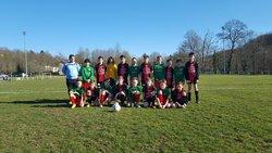 U13-1 Match Solignac-Bosmie le 18/02 - AS AIGUILLE BOSMIE CHARROUX