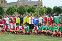 Match de Gala CSSA-REIMS 08 08 2015 - AMICALE SPORTIVE d'ASFELD