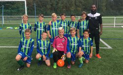 Victoire des U12 d'Aymar Moro Mwe 4 à 1 à saint Amand - ENTENTE FEIGNIES AULNOYE FOOTBALL CLUB