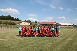 22/07/2017 Match gala Sarre-Union (N3) - Epinal (N2) - AS BETTBORN HELLERING