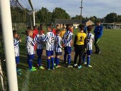 Match de Championnat pour les U11 D1 à Candé Contre Blois Foot , défaite 3-0. - ASCC 99 - CHAILLES CANDE