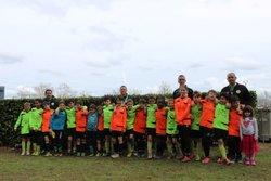 Retrouvez en photo les deux équipes U11 lors des phases finales de samedi - AAS CLERY MAREAU FOOTBALL CLUB