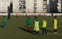 Plateau ASCO -U8 contre Garches Vaucresson - Association Sportive des Cheminots de l'Ouest (A.S.C.O.)