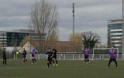 ASCO SENIOR 2 Championnat contre CENTRE de PARIS - Association Sportive des Cheminots de l'Ouest (A.S.C.O.)