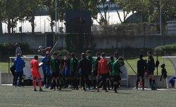 ASCO U17 contre Courbevoie - Association Sportive des Cheminots de l'Ouest (A.S.C.O.)