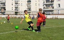 Entrainement U8-U9 - Association Sportive des Cheminots de l'Ouest (A.S.C.O.)