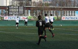 A.S.C.O .(U19)  Championnat contre AJS NANTERRE - Association Sportive des Cheminots de l'Ouest (A.S.C.O.)