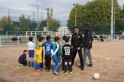 A.S.C.O. (U9) Entrainement - Association Sportive des Cheminots de l'Ouest (A.S.C.O.)
