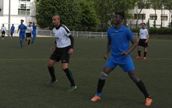 ASCO Senior 2 contre La Panamicaine - Association Sportive des Cheminots de l'Ouest (A.S.C.O.)