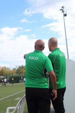 Bravo Messieurs - Association Sportive des Cheminots de l'Ouest (A.S.C.O.)