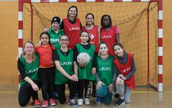 Équipe féminine A.S.C.O. - Association Sportive des Cheminots de l'Ouest (A.S.C.O.)