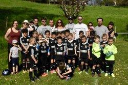 retour en photos  Serezin - Ascol Foot 38