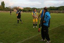 ASCD (B) / PUGNAC (B): 4 À 1.. Fin de rencontre!! - A.S. Coteaux de Dordogne