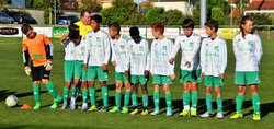 TOURNOI U13 - RETOUR EN PHOTOS - AS CRAPONNE