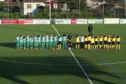 9ème journée U15-2, ASC-2 – TASSIN (0-4)