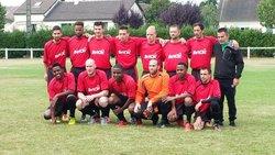 Match Dangeau 1/Alluyes - Association Sportive de Dangeau