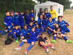 Tournoi de Dieppe - 24 et 25 juin 2017 - A.S. ERAGNY F.C.