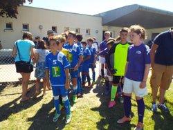 TOURNOI  U13 - AS Esvres