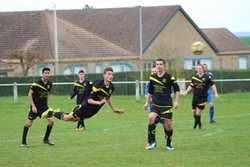 COURSON (2 - 3) PERRIGNY (08/04/2018) - Alliance Sportive Football Courson-les-Carrières