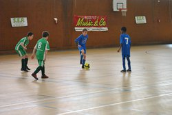 Tournoi U 11 - SAINT GERMAIN DU CORBÉÏS