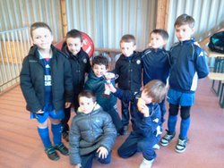 Tournoi Senarpont 22/02/2014 - AS INCHEVILLE