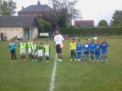 TOURNOI DE MESNIL REAUME - AS INCHEVILLE