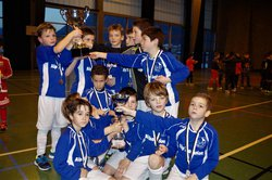 PHOTO DU TOURNOI DE FOOT SUD U8 U9 - Association Sportive du LAC BLEU