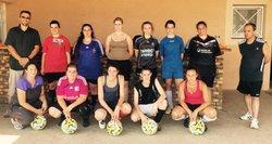 2quipe feminine 2015/2016 - ASL Chânes