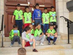 Les U7 et U9 à l'ASSE Kids'tour à Roanne - ASL PORTUGAIS DE ROANNE