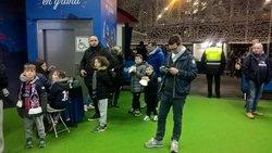 Parc des Princes Dimanche 19 Février 2017 PSG-Toulouse - Association Sports et Loisirs de Saveuse