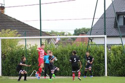 U18 ASM - Pays Neslois 1 le 16/09/2017 - Association sportive municipale RIVERY