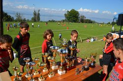 TOURNOI U11/13  AS MARIN 2014 - AS Marin 74