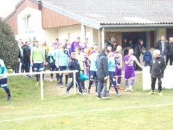 MATCH ASM / DIGOVILLE -A  le 25/03/18 - Association Sportive de MARTINVAST