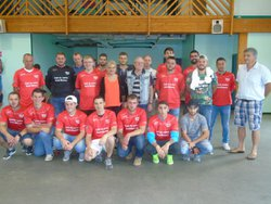 Fin de saison AG et École de Foot - A.S.Ménulphienne